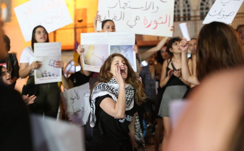 Statement by MENA Socialist Feminists and Allies on the Popular Uprisings in the Region