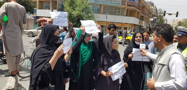Solidarity with Afghan People Begins with Not Legitimizing Taliban